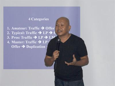 presentasi bisnis online dari raja afrialdho