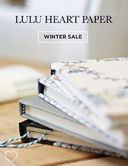 Lulu Heart Paper