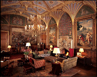 Windsor Castle interior