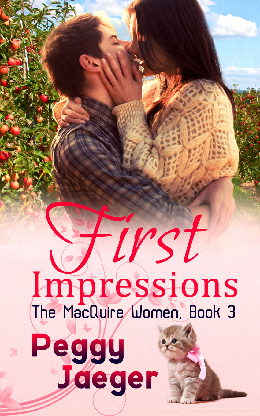First Impressions: Blithe Images: Nora Roberts