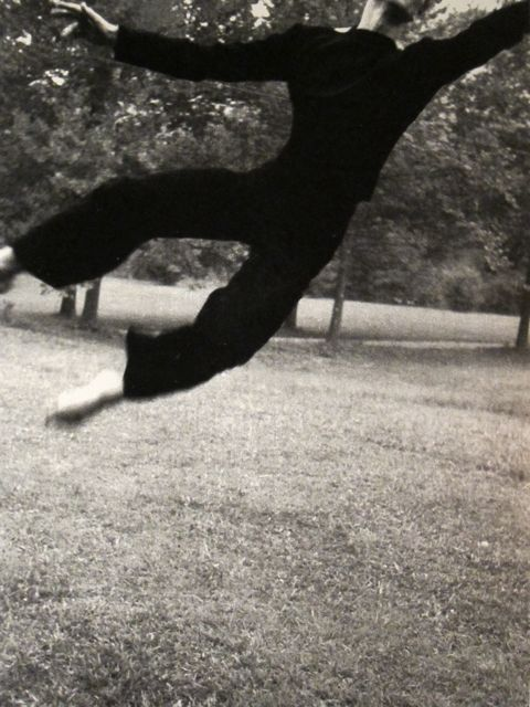 fly!  (merce cunningham)