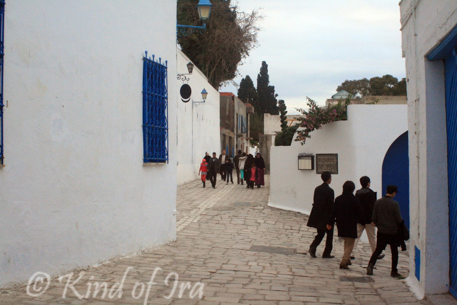 Sidi Bou Said Tunis