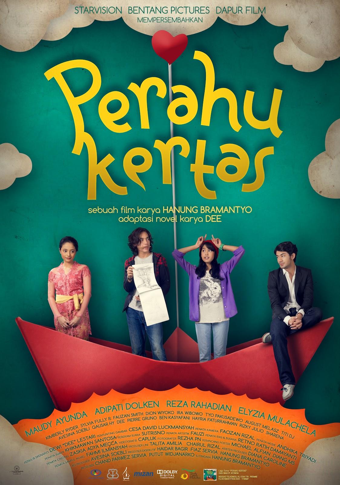 Download Film Perahu Kertas 1 Full