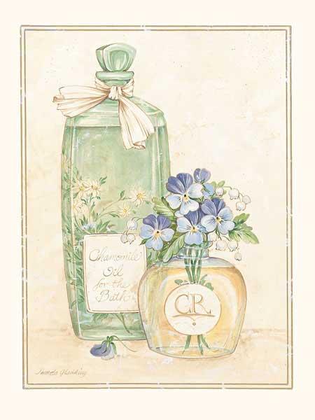 Imprimolandia im genes de perfume vintage - Laminas decorativas vintage ...