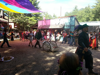 King Richard's Faire Workers