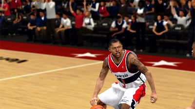 NBA 2K13 Bradley Beal Cyber Face Mods