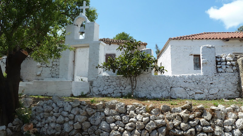 Agios Nikolaos Niras im Südwesten Lefkadas (Lefkas)