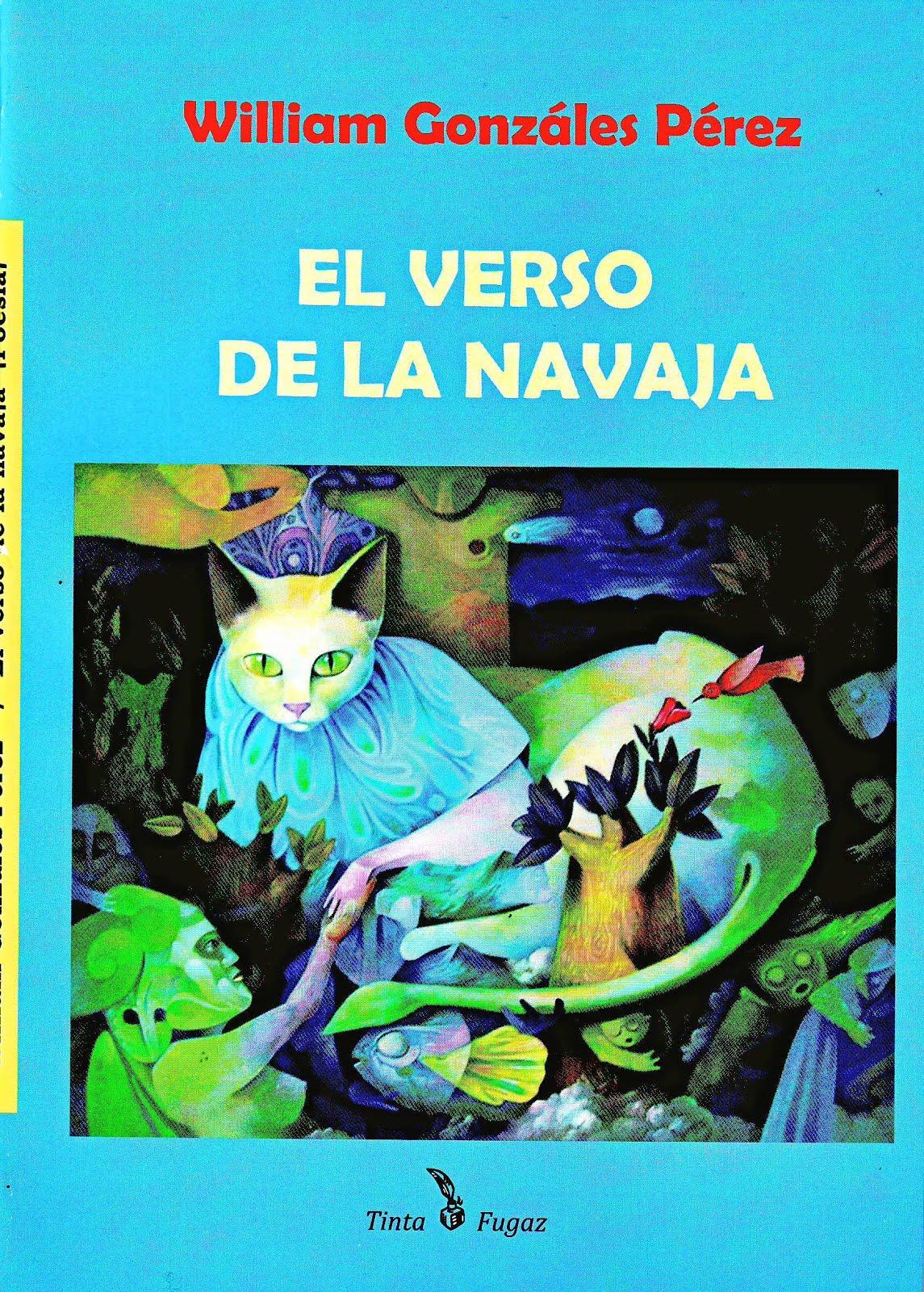 Poemario: El Verso de la navaja