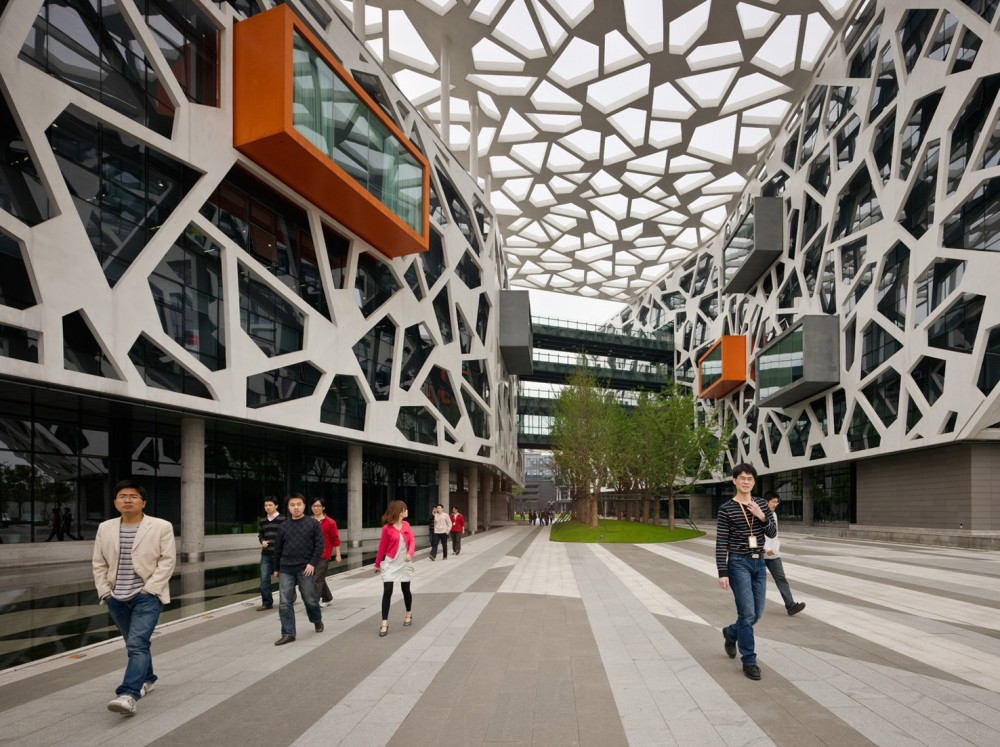 Alibaba Headquarters By Hassell HouseVariety