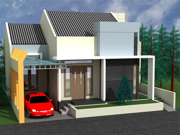 Rumah Cantik Minimalis Modern Rumah Modern Cantik Inspirasi