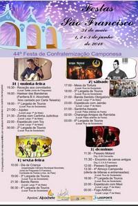 São Francisco (Alcochete)- Festas Populares 2018