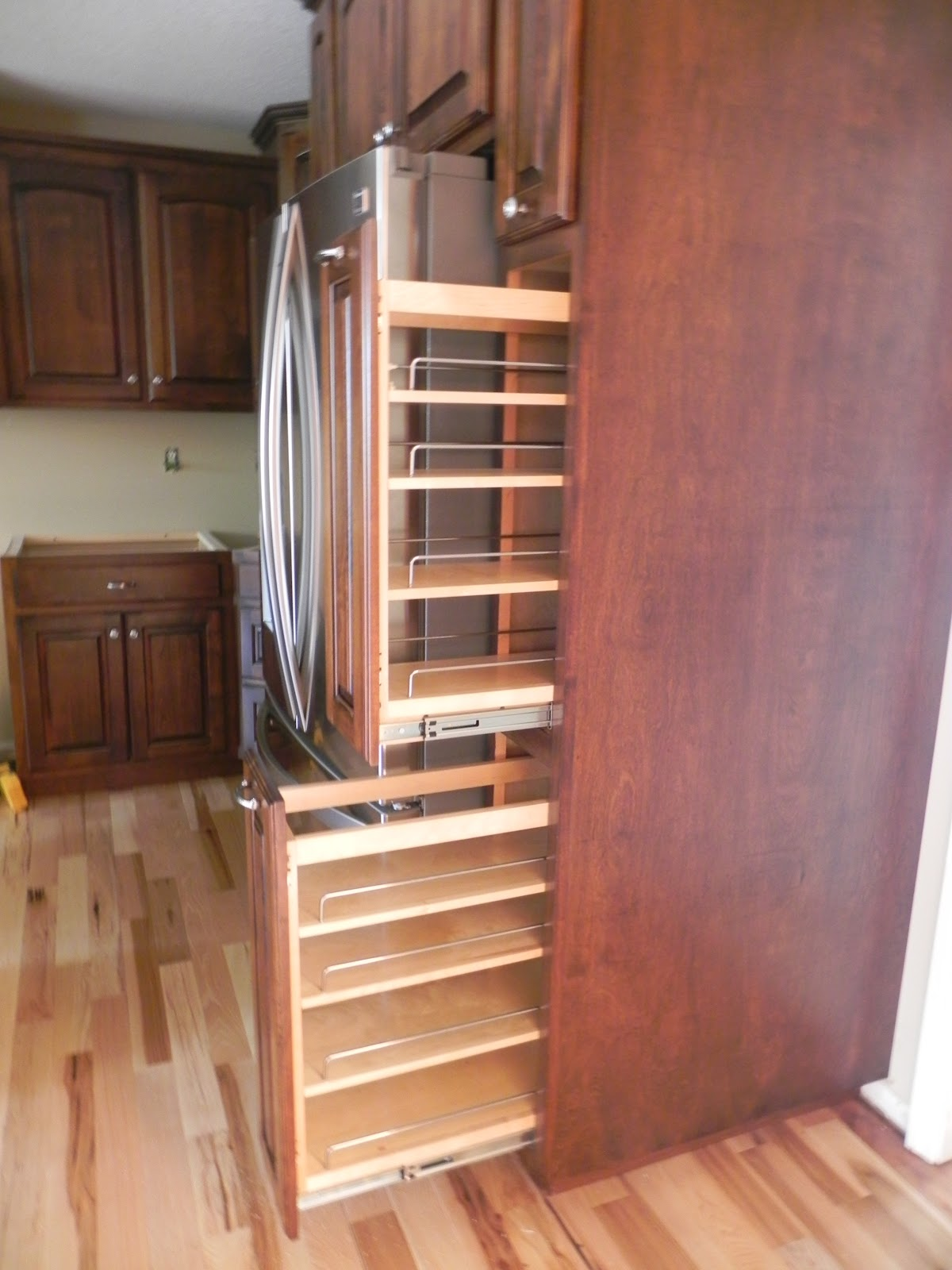 Cherry Kitchen Cabinets Alder