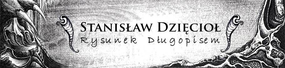 Stanisław Dzięcioł Rysunek
