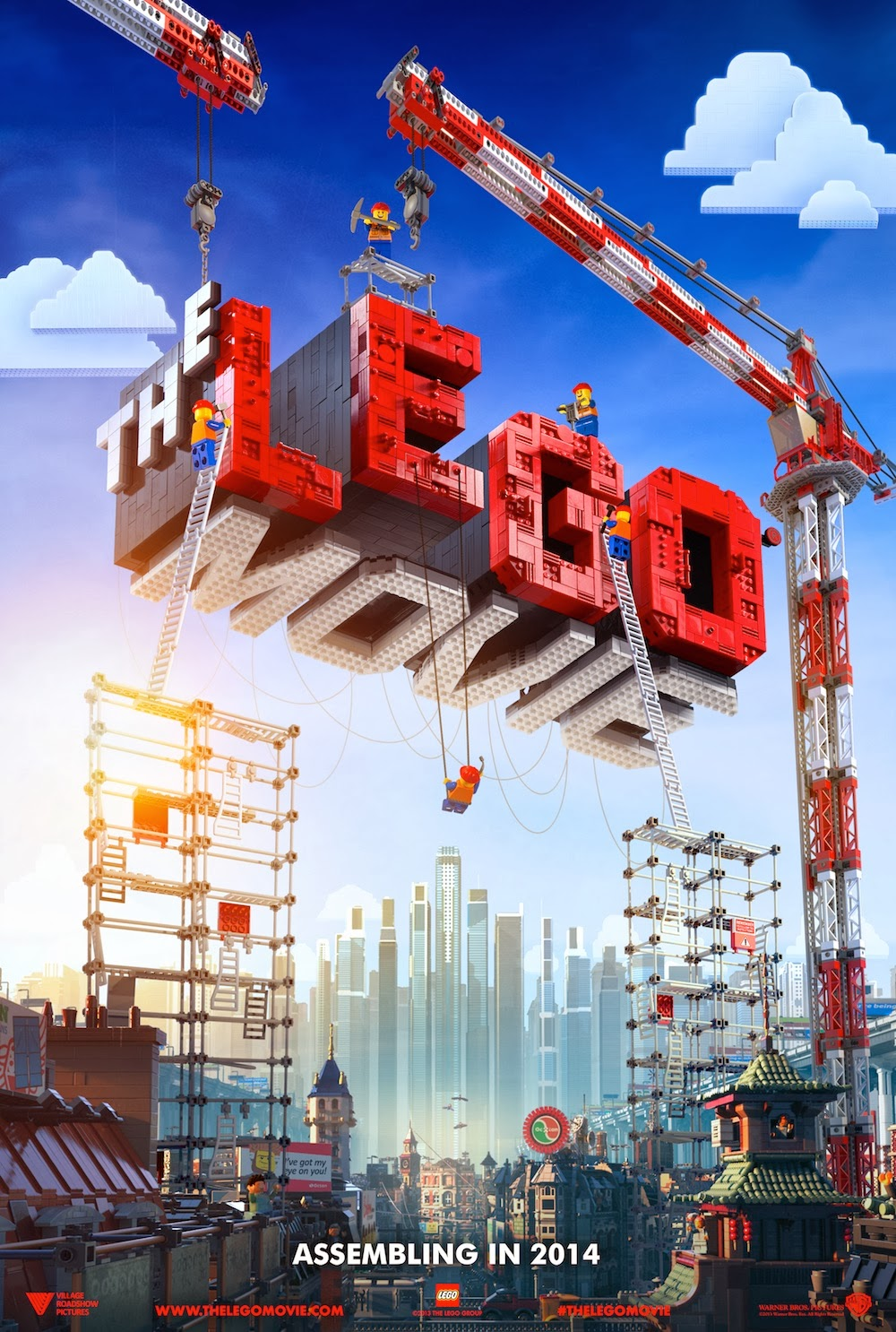 The Lego Movie, review, kids