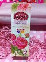 "opinion crema intensiva de manos ""natural rose"""
