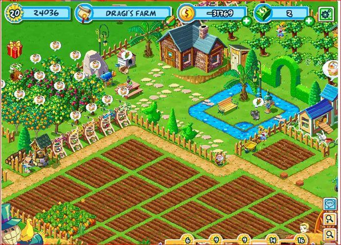 Download Green Farm 3 Mod Apk v   [Unlimited money]