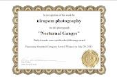 My DailyAwards Crtificate