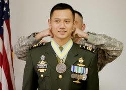 Agus Yudhoyono Terima Penghargaan dari Singapura