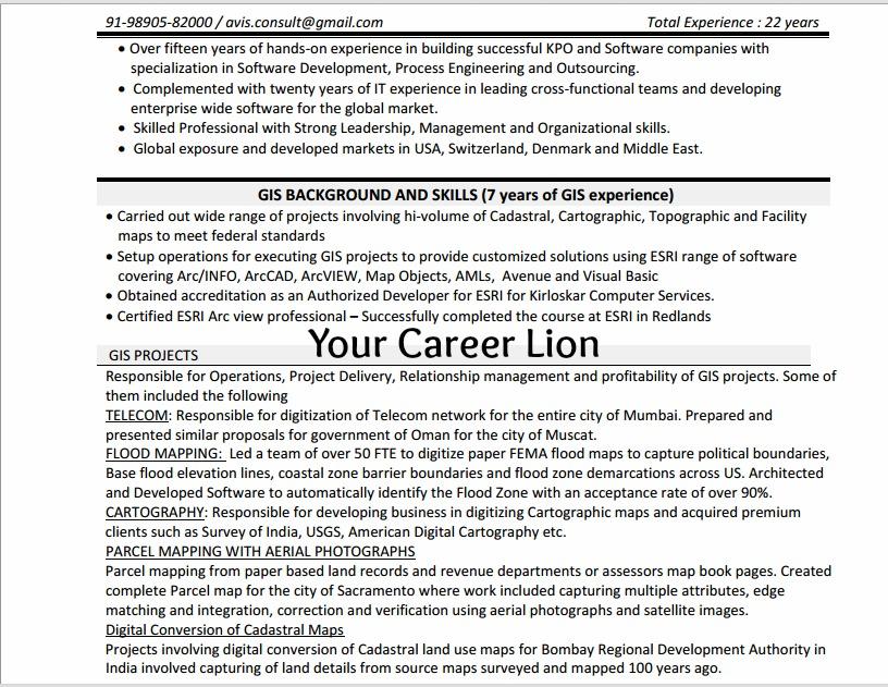 accomplishments to put on resume