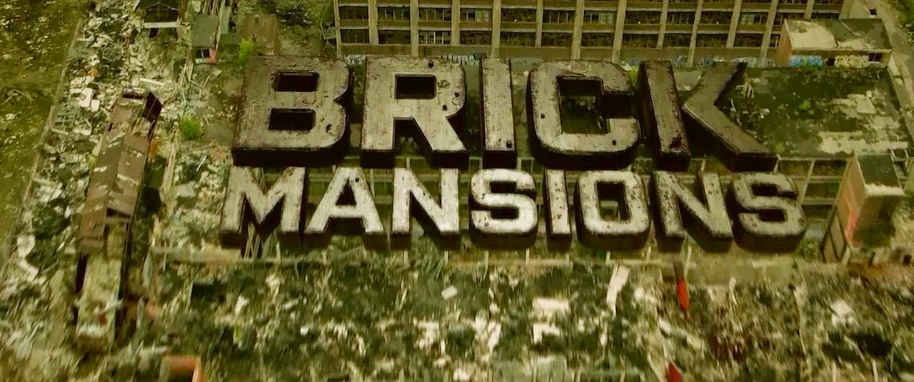 Revie film Brick Mansions