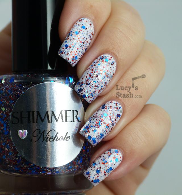Lucy's Stash - Shimmer Polish Nichole