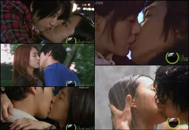 9 Tipe Ciuman Hot dalam Drama Korea