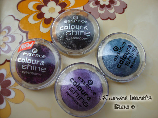 Essence Color And Shine Eye Shadow