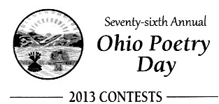 Ohio Poetry Day logo