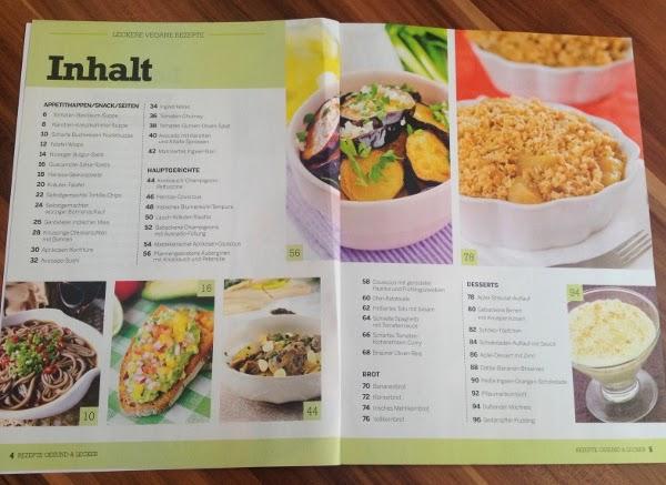 Rezepte Magazin kauftipp zeitschrift leckere vegane rezepte srp media