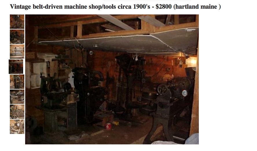 a c machine craigslist