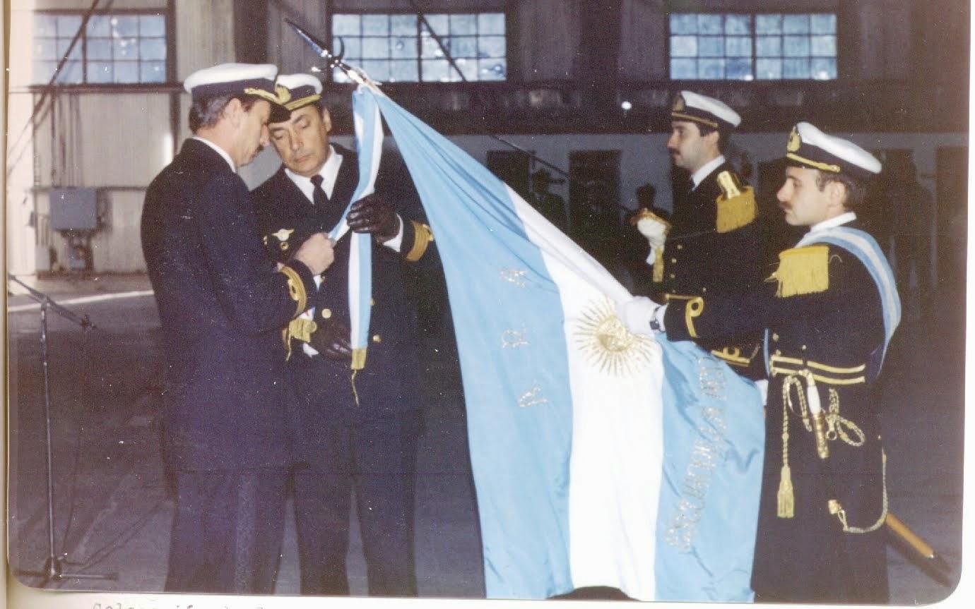32° Aniversario de la Recuperación de las Islas Malvinas