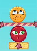 Печенью нужен джем - Онлайн игра для девочек