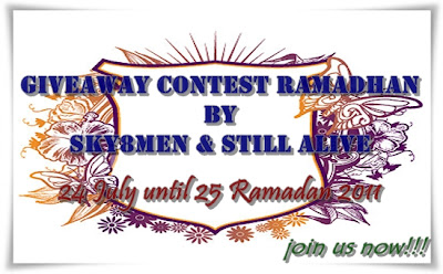 CONTEST ATAS CONTEST STILL ALIVE & SKY8MEN