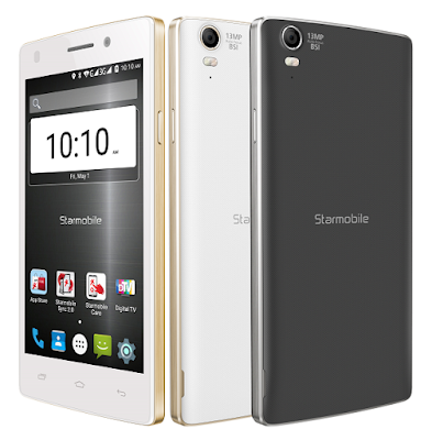 Starmobile UP Max: Specs, Price and Availability