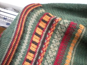 Basic Sweaters Germanic green pullover