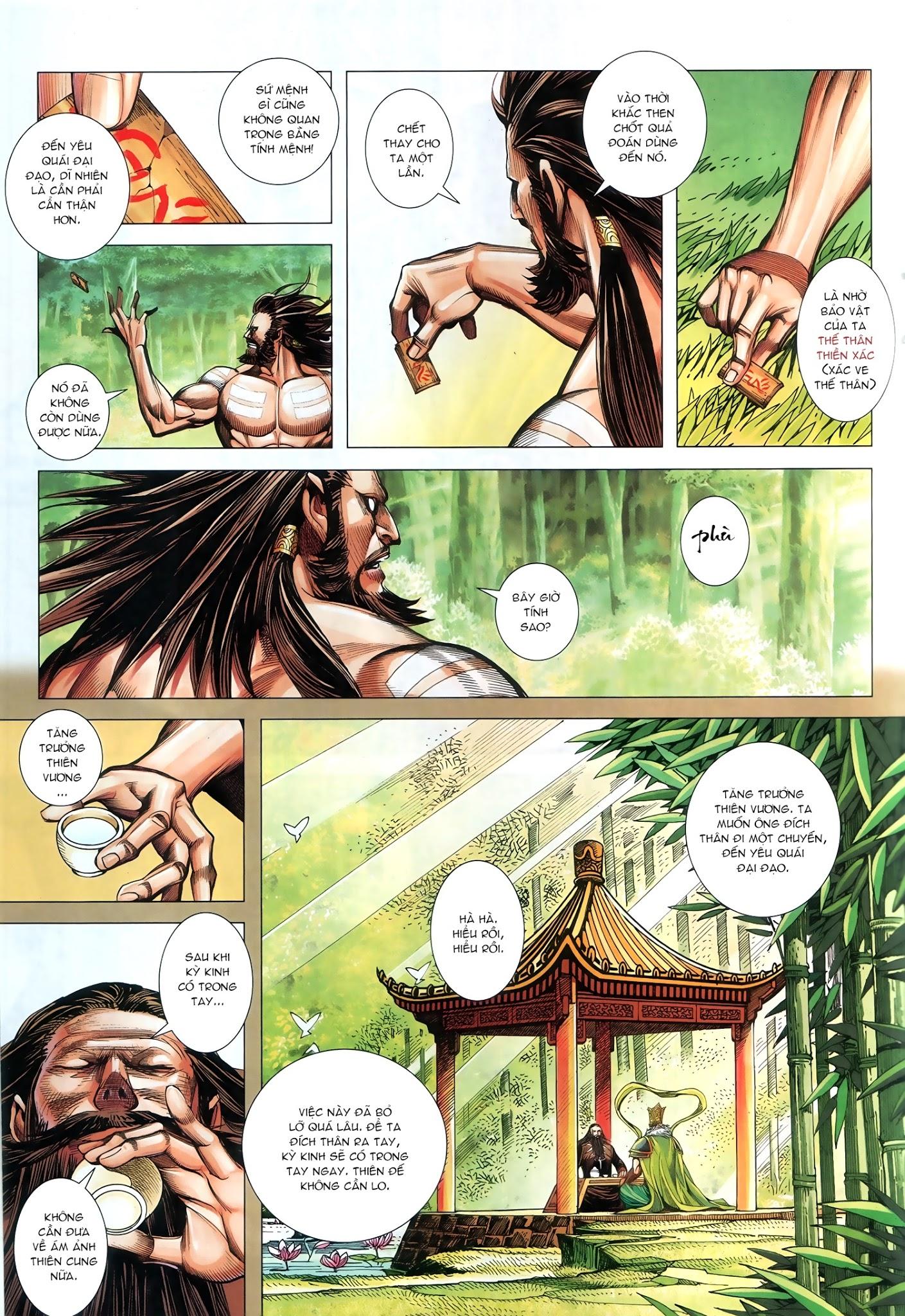 Tây Du chap 109 Trang 29 - Mangak.info