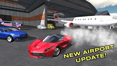Extreme Car Driving Simulator Mod Apk v4.07-screenshot-1