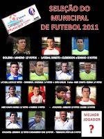 Seleção do Municipal 2011