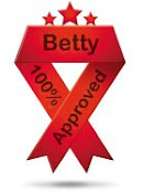 Grazie mille Betty!