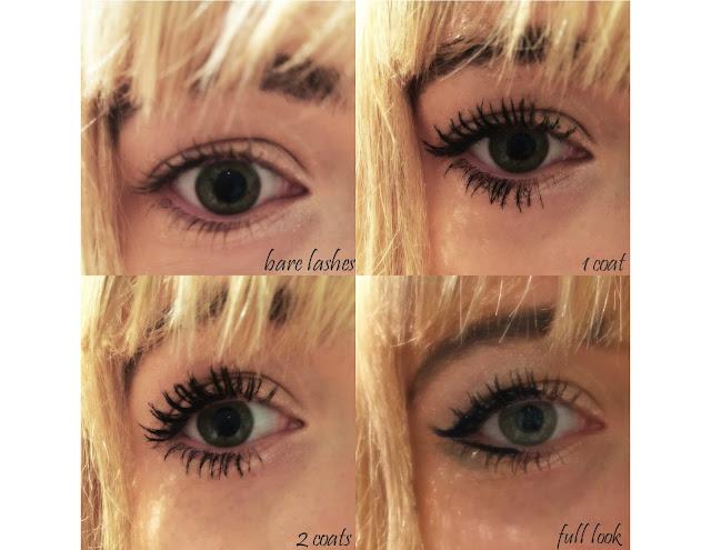 younique moodstruck 3d fiber lash mascara review comparison