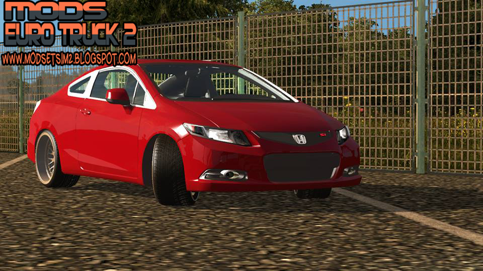 Honda Civic SI 2012   By Lucas Morais
