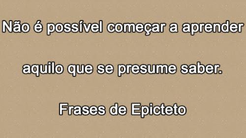 Frases de Epicteto