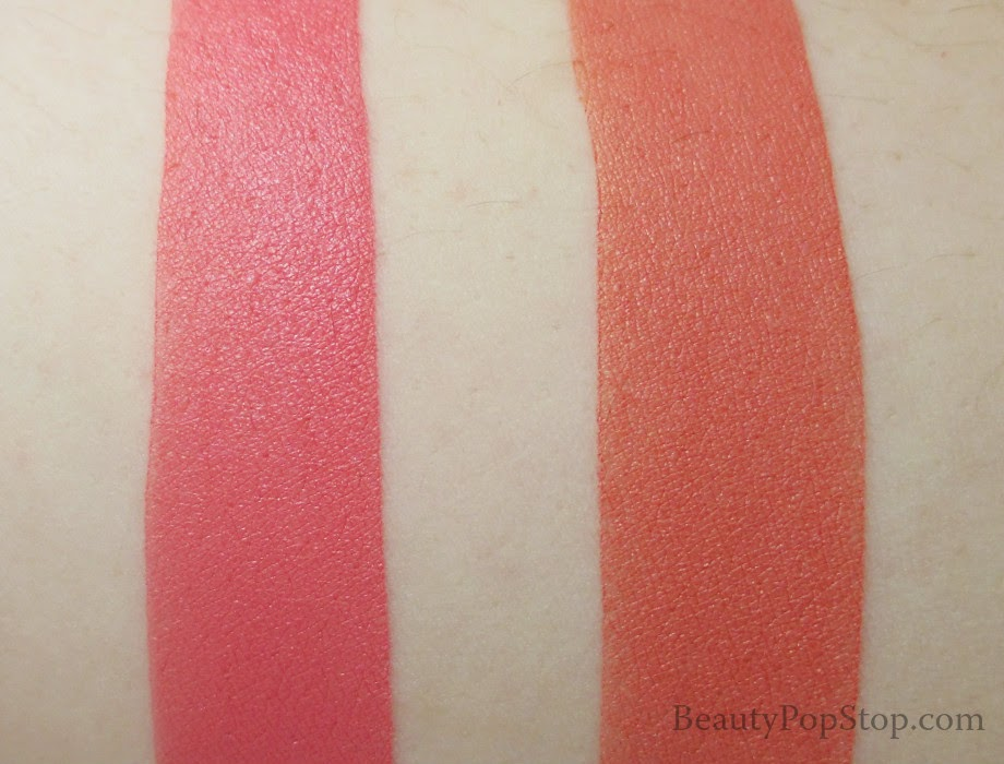 maqpro pp18 rouge and lip swatches
