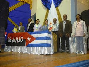 INAUGURACIÓN DEL XIII ENCUENTRO NACIONAL DE SOLIDARIDAD CON CUBA