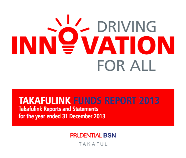 Takafulink Fund Report 2013