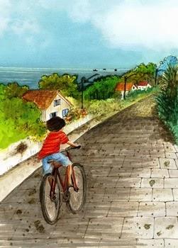 Rua Âmbar no blog de Aldo Brasil