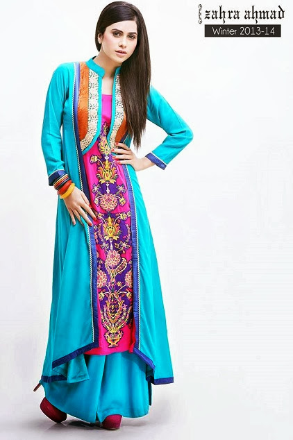 Party Wear Dresses for Women 2013-2014 By Fashion She9