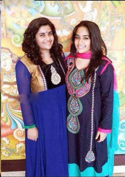 Niranjana And Niveditha