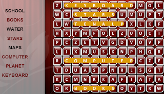 Word Cross Puzzle (Word Search Game)
