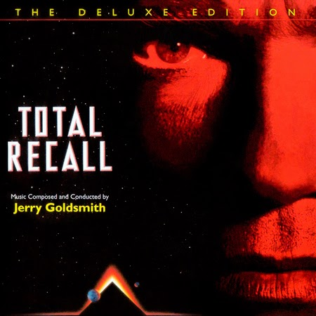 Total Recall Soundtrack (The Deluxe Edition) (Jerry Goldsmith)